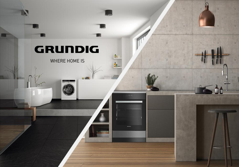 Grundig Advertentie